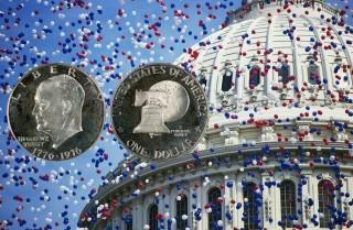 Bicentennial Coins Turn 40