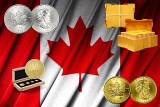 A Guide to Canadian Maple Leaf Bullion Coins