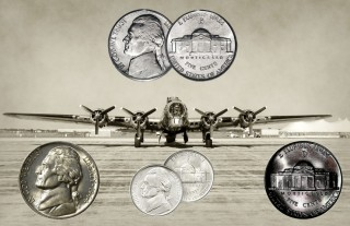 Silver Wartime Nickels: Cheap, Popular Silver Coins From the 1940s