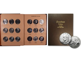 Tips On Building An Eisenhower Dollar Set