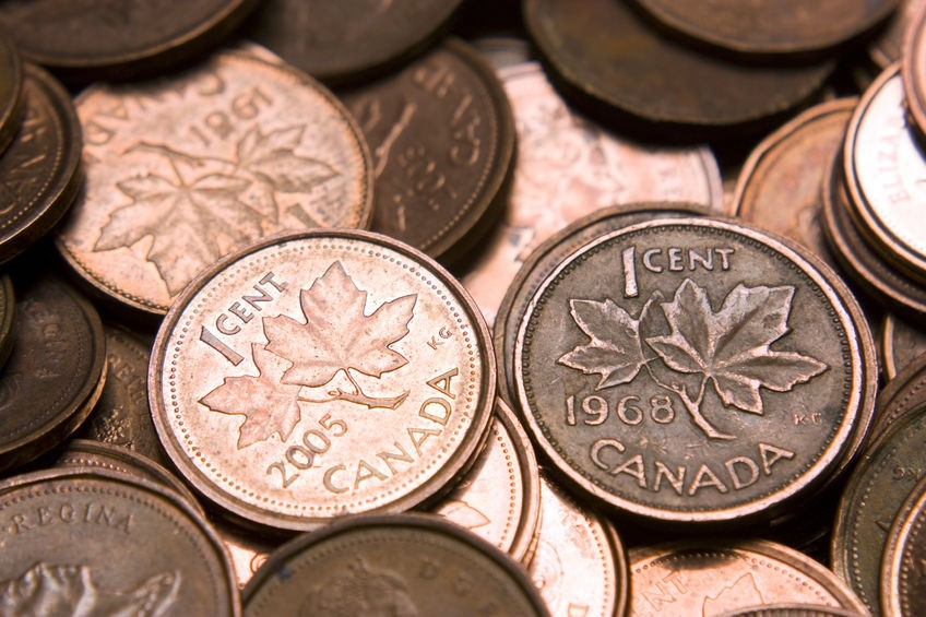 Collecting Canadian Small Cents The Coin Values Blog