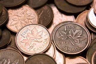 Collecting Canadian Small Cents