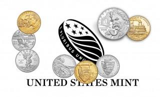 New 2016 U.S. Commemorative Coins Honor Iconic Wordsmith & Park Service