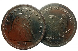 United States Liberty Seated Coins Appeal To Type Collectors