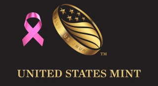 United States Mint To Release Pink Gold, Other Breast Cancer Commemorative Coins in 2018