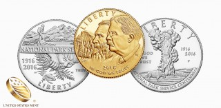 2016 National Park Service Commemorative Coins Excite Collectors
