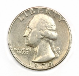 What's Up With the 1970 Washington Quarter Error?