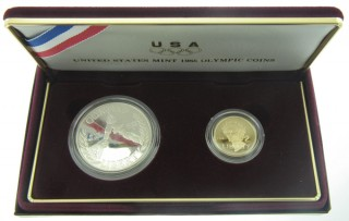 Coin Collectors Go For The Gold With Olympic Coins