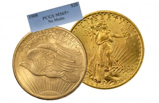 Why Were Some $20 Double Eagles Struck Without The IN GOD WE TRUST Motto? Here's The Fascinating Story