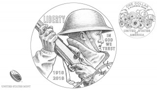 design-unveiled-for-world-war-i-commemorative-silver-dollar
