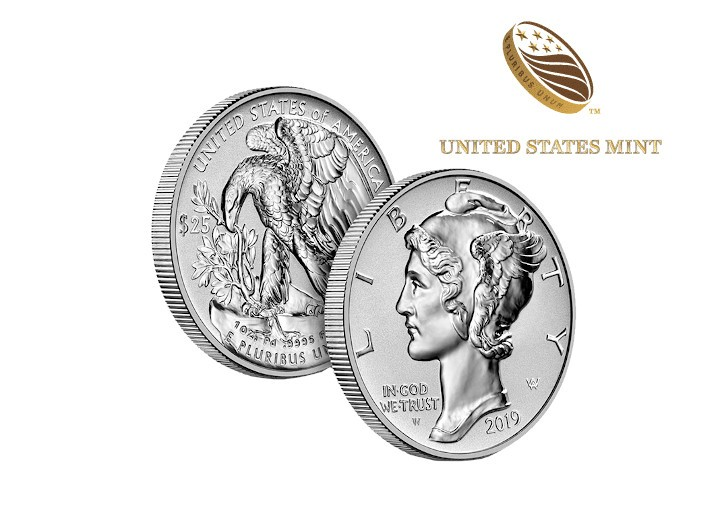 2019 Palladium American Eagle Bullion Coins Offer Investors A New Alternative