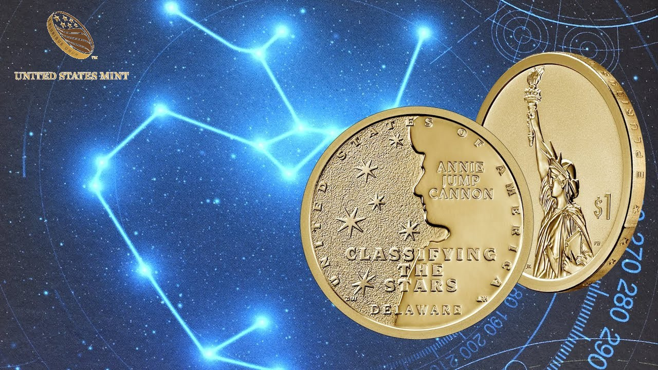 Delaware Dollars Kick Off American Innovation $1 Coin Series