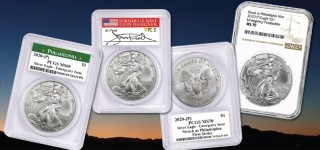 2020 (P) American Silver Eagles: A New Modern Rarity