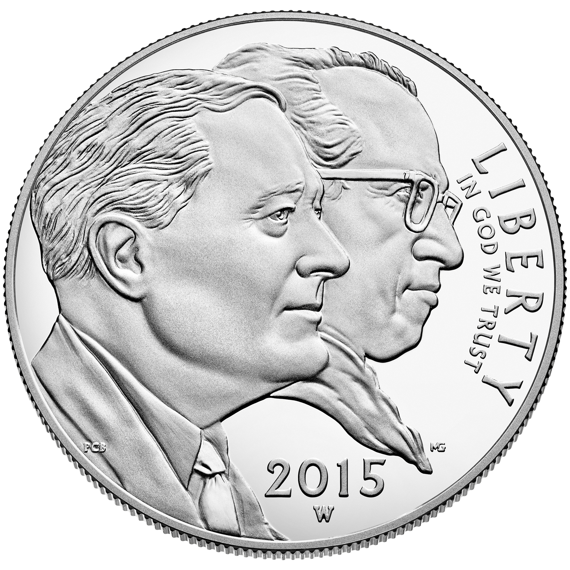 2015 March of Dimes Special Silver Set, Reverse Proof ...