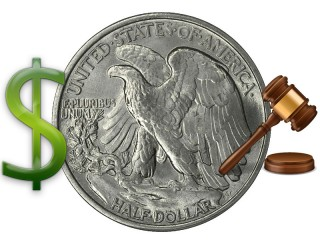 eBay Top 25 Walking Liberty Half Dollar Sales for January 2014