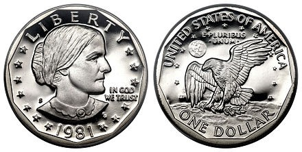 The Susan B Anthony Coin Why Did Sba Dollar Coins Fail