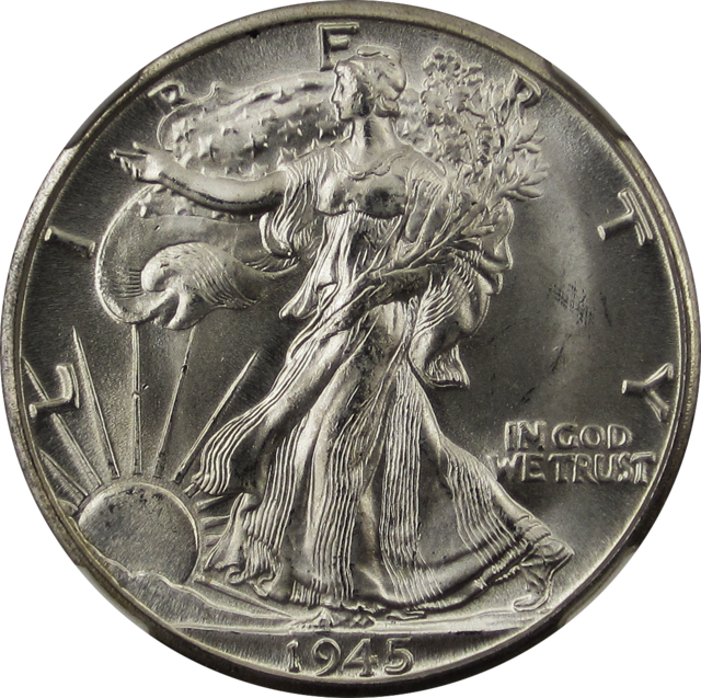 Top 25 Most Valuable Walking Liberty Half Dollars Sold On