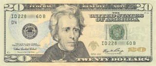 Women's Group Urges Removal of Andrew Jackson from the $20 Bill
