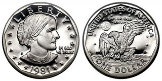 The Susan B. Anthony Coin – Why Did SBA Dollar Coins Fail?