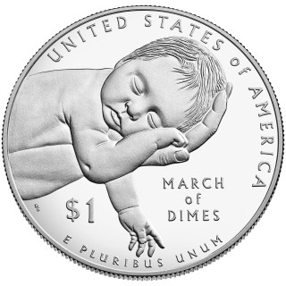 The March of Dimes Silver Coin Set is Sold Out