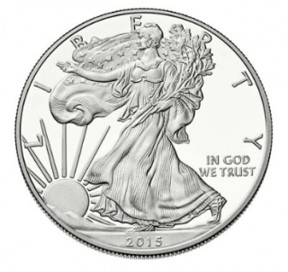 U.S. Mint Announces 2015 Silver Eagle Re-Release Date As Silver, Gold Prices Continue Slipping