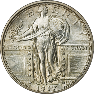 Top 25 Sales of Standing Liberty Quarters October 2014