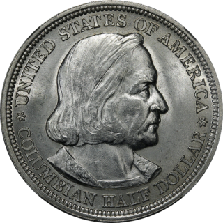 Columbian Half Dollars Were the First U.S. Commemorative Coins