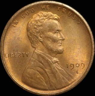 eBay's Top 25 Lincoln Cent Sales from September 2014