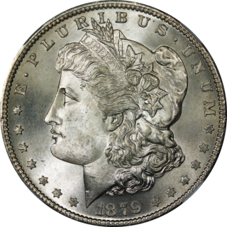 Top 25 Morgan Dollar Sales on eBay in March 2015
