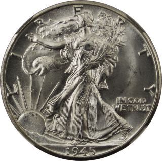 Top 25 Most Valuable Walking Liberty Half Dollars Sold on eBay in July 2015