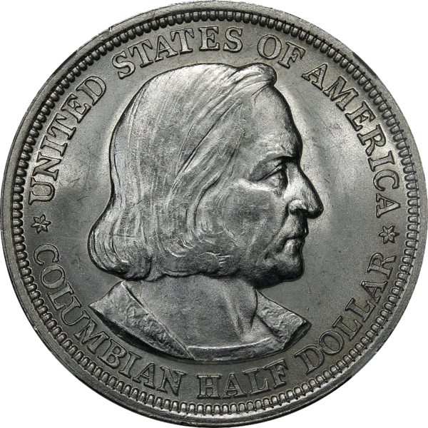 Columbian Half Dollars Were The First U S Commemorative