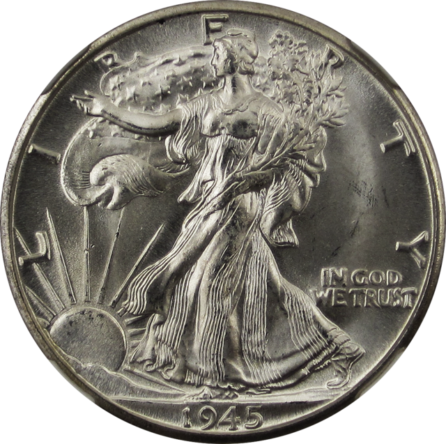 Top 25 Most Expensive Walking Liberty Half Dollars On Ebay