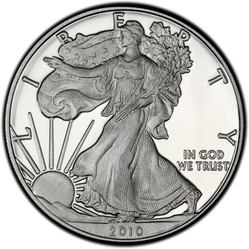 2010 American Silver Eagle Values And Prices Coinvalues Com