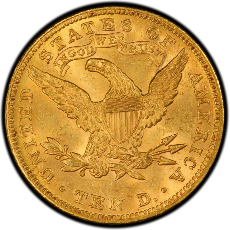 1888 Liberty Head $10 Gold Eagle Values and Prices - Past