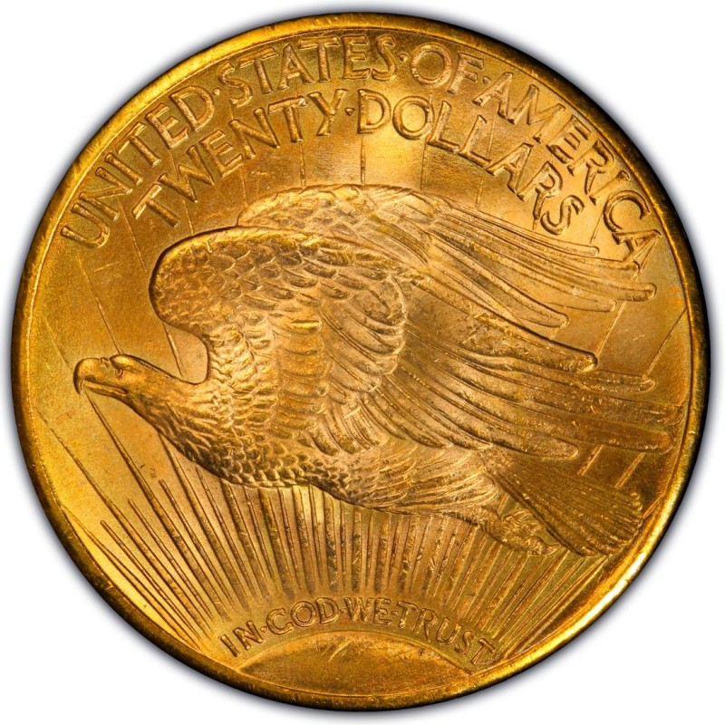 1927 Saint Gaudens Double Eagle Values And Prices Past