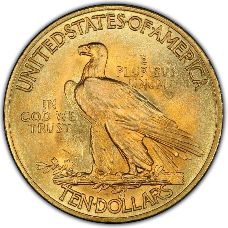 1926 Indian Head Gold 10 Eagle Values And Prices Past
