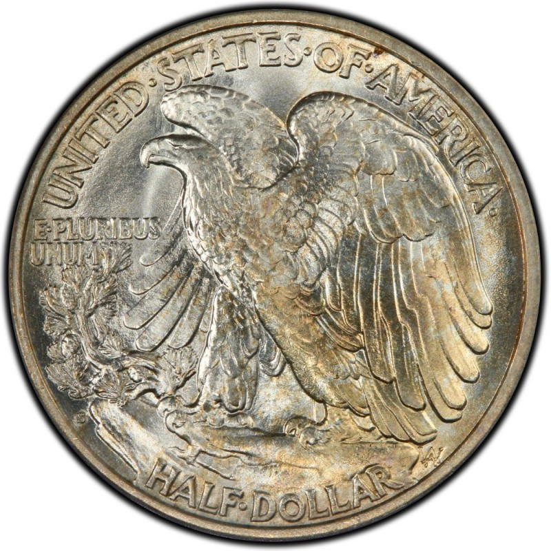 1921 Walking Liberty Half Dollar Values And Prices Past Sales
