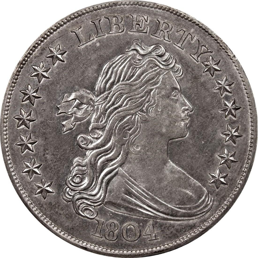 1804 liberty coin