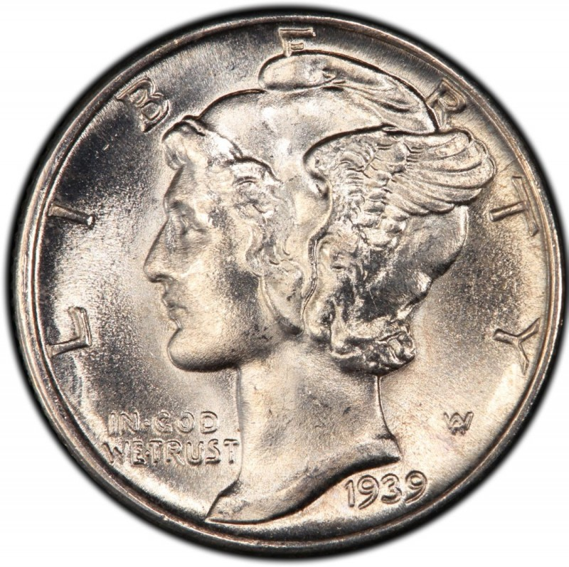 1939 mercury dime values and prices past sales for Mercerie nimes