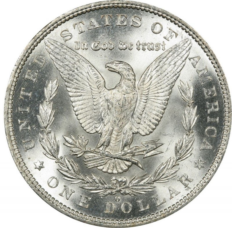 1879 Morgan Silver Dollar Values And Prices Past Sales