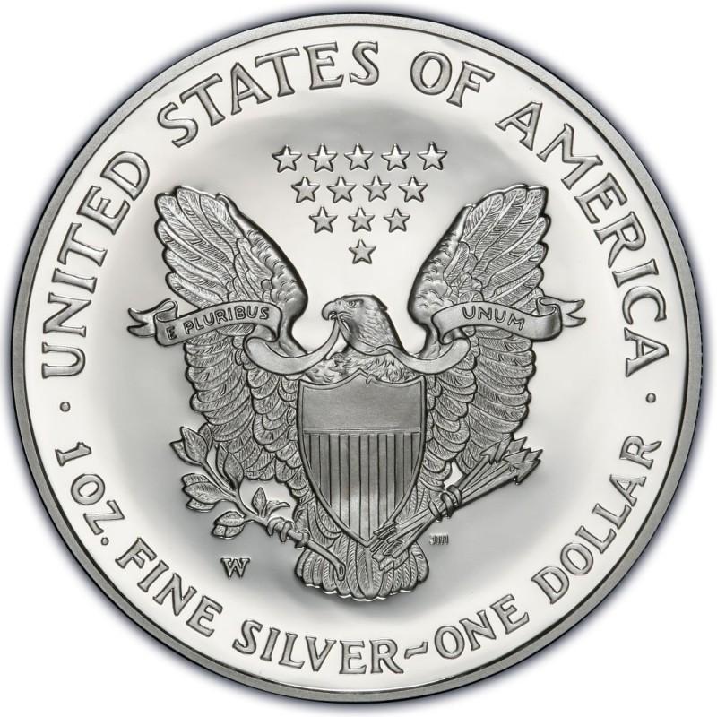 2002 Silver Half Ounce Proof Coin