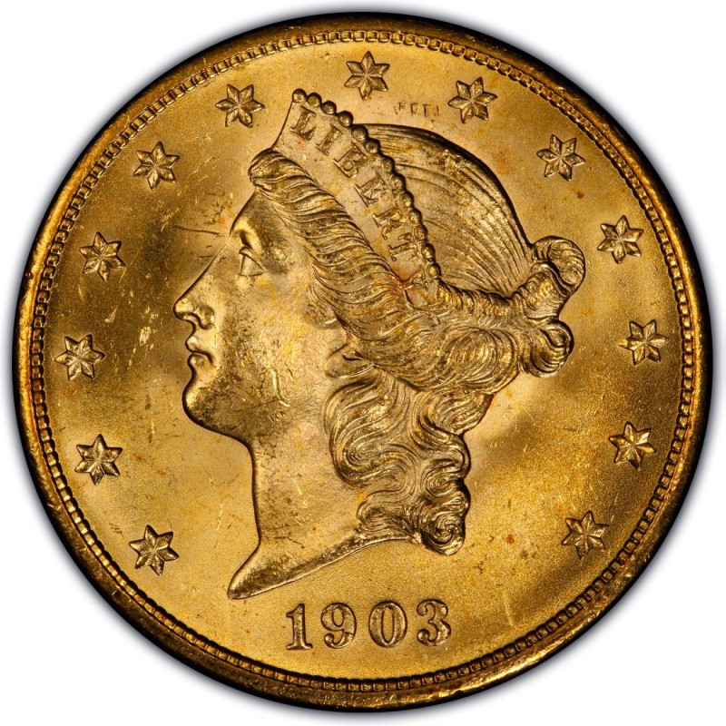 1903 Liberty Head Double Eagle Values And Prices Past