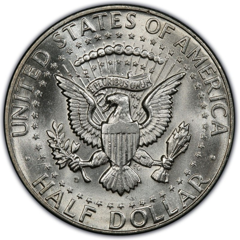 1964 Kennedy Half Dollar Values and Prices - Past Sales | CoinValues com