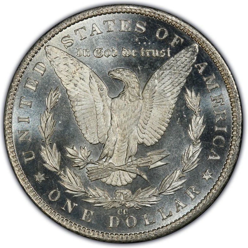 1884 Morgan Silver Dollar Values And Prices Past Sales