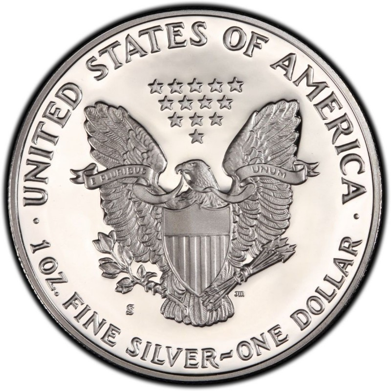 1988 American Silver Eagle Values And Prices