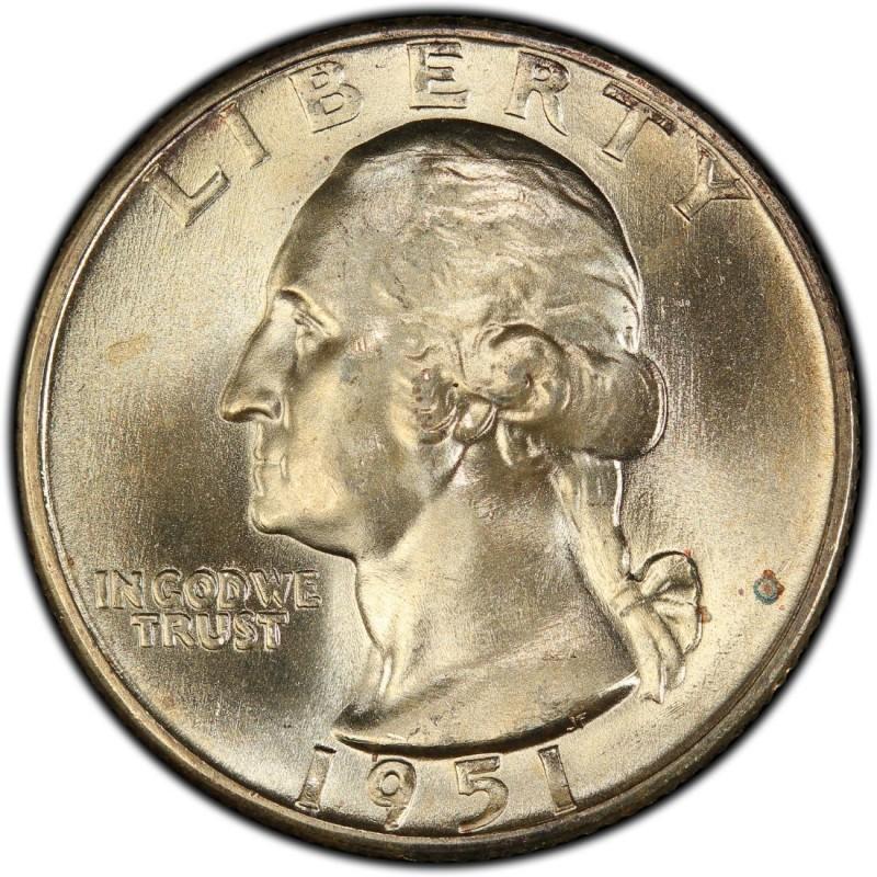 1951 washington quarter values and prices past sales coinvalues com rh coinvalues com
