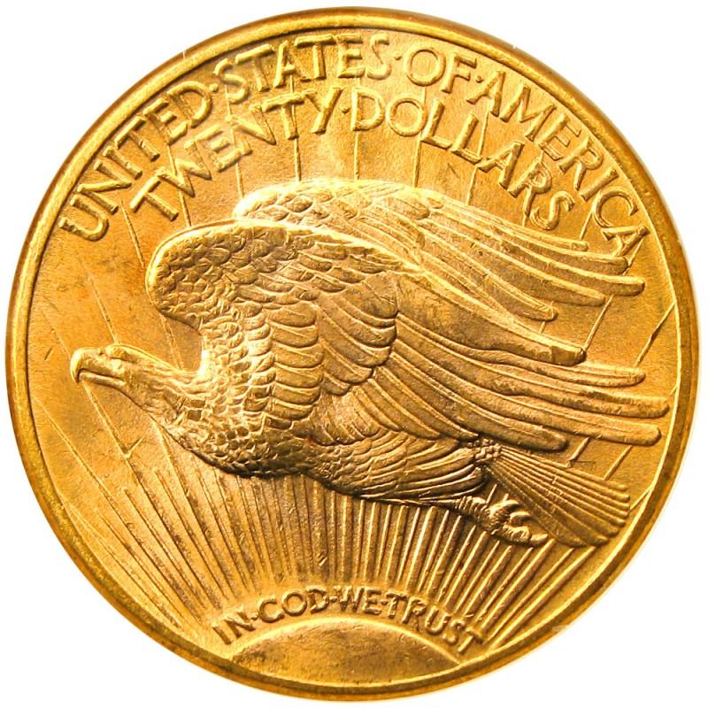 1914 Saint Gaudens Double Eagle Values And Prices Past
