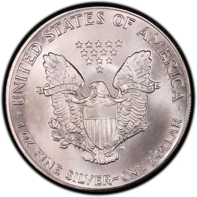1986 American Silver Eagle Values and Prices | CoinValues com