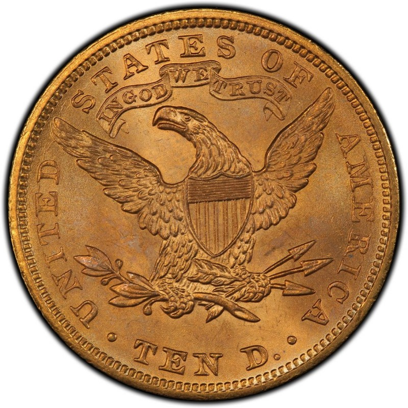 1900 Liberty Head 10 Gold Eagle Values And Prices Past