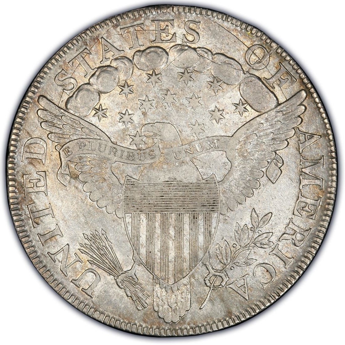 1799 Draped Bust Silver Dollar Value